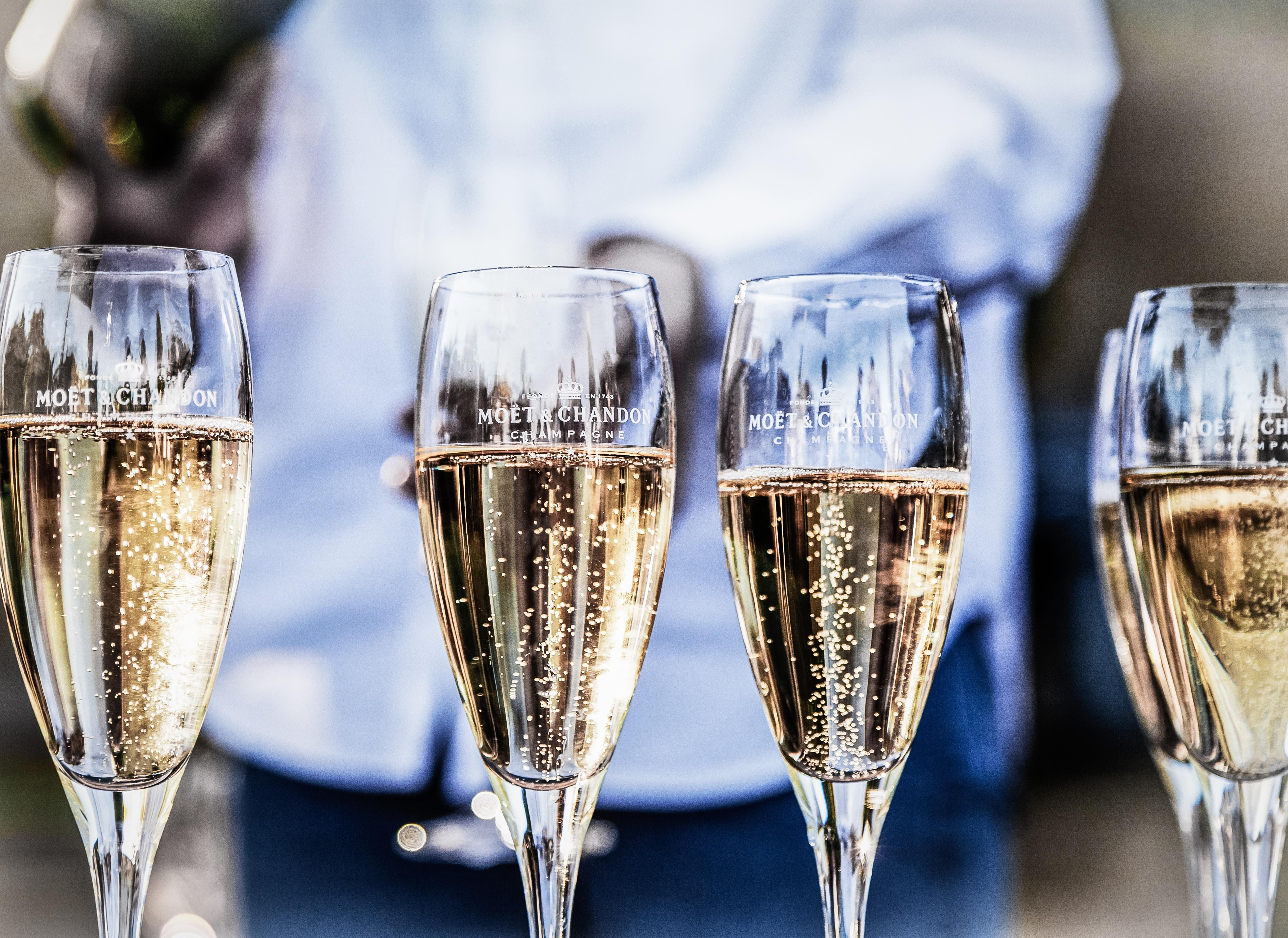 Pour les fêtes de fin d'année : osez le champagne
