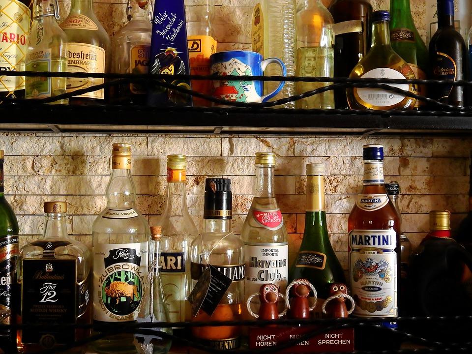 Alcools et spiritueux