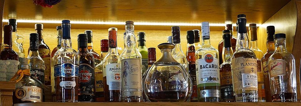 Alcools et autres spiritueux, les bienfaits enrégistrés dans l'organisme